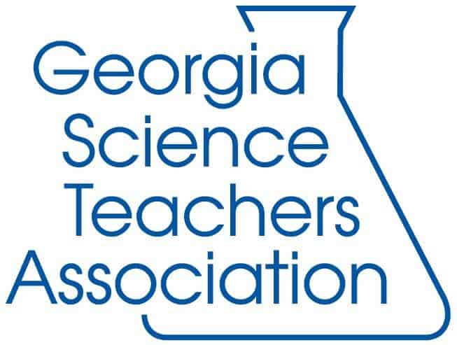 Georgia Science Teachers Association logo